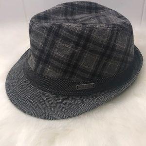REI Walker Tweed Plaid Hat Size Sm/Med